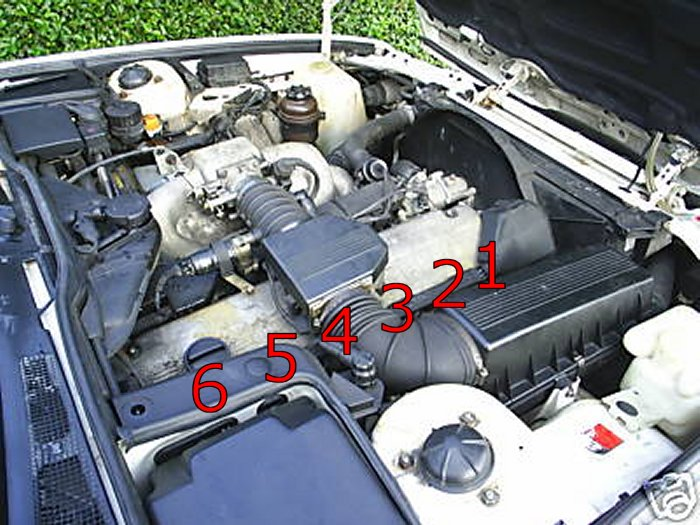 bmw e32 engine bay diagram bmw 328xi engine bay diagram #5