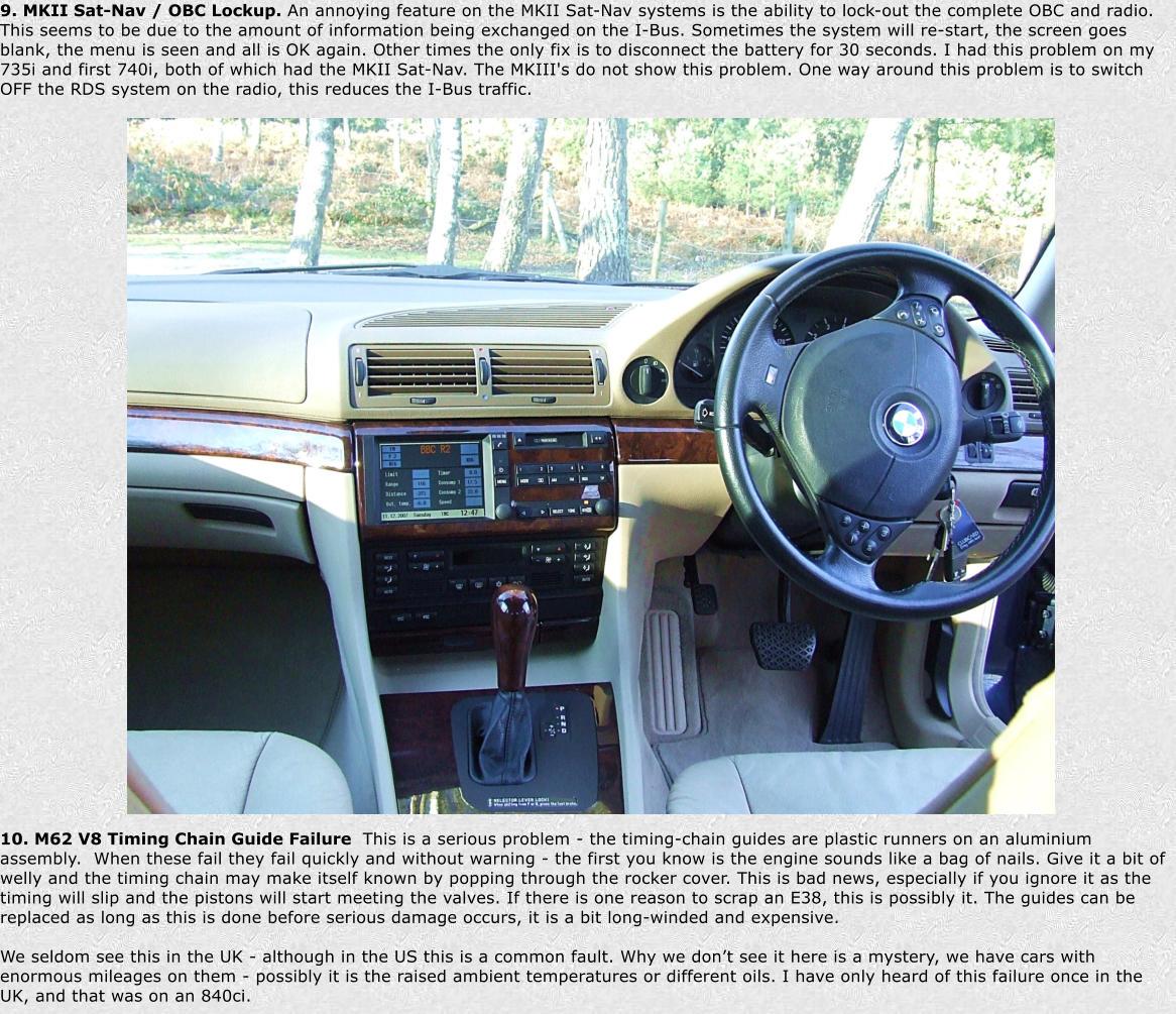 BMW e38 BMW 725 tds