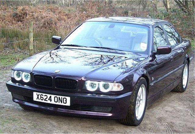 BMW E38 Club - Интересный материал о различие и тех.данные е38 разных поколений