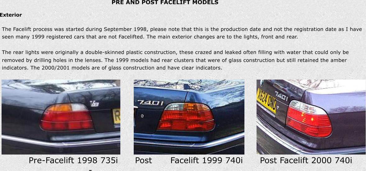 BMW e38 730d топливный бак