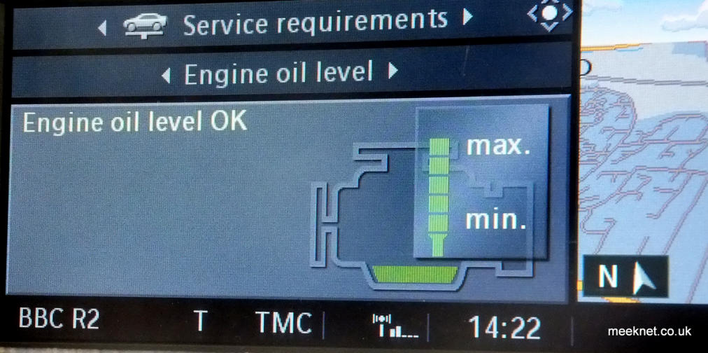 Bmw Software Update Doesn T Work How Do You Check Oil Level