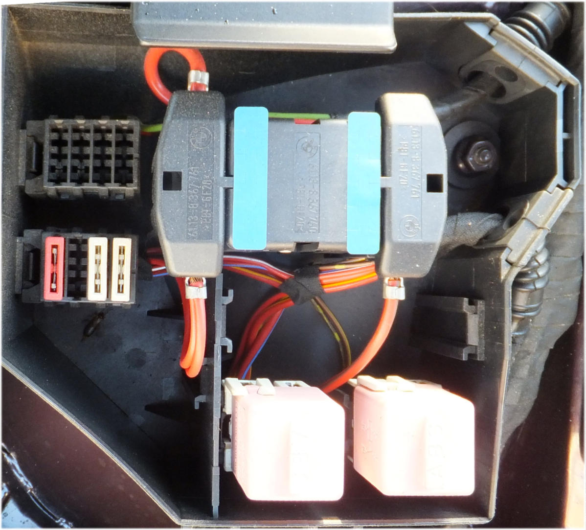 Bmw 850i Fuse Box Schematic Diagrams Hino Diagram Trusted Wiring 2001 Review