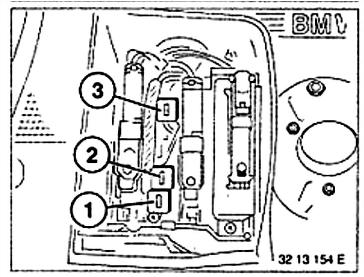 850 Bmw Relay Diagram