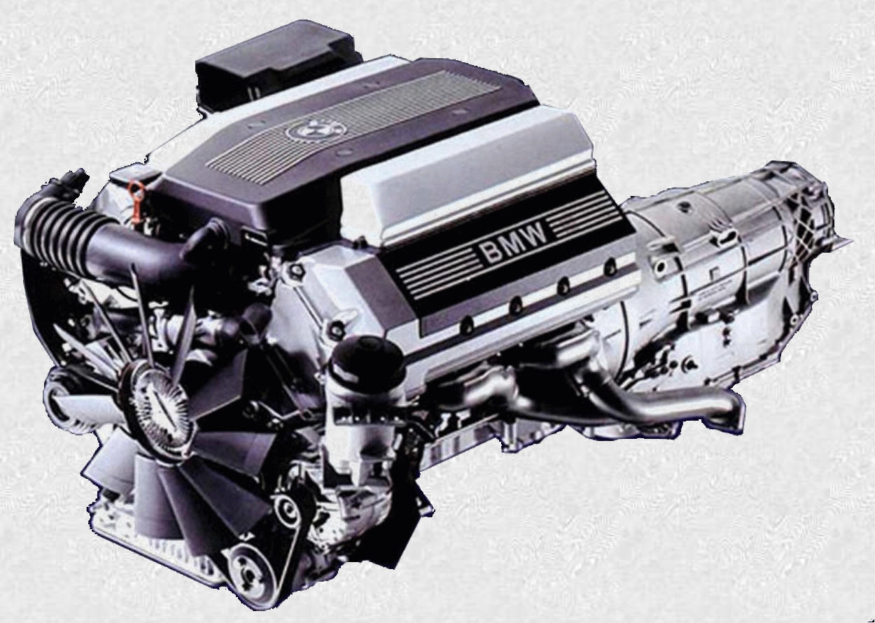 Timms Bmw M60 M62 M62tu Engine Details And Common Problems M30 Diagram Above Is The First Of Modern V8s It Was Sold As A 3 Litre M60b30 4 M60b40