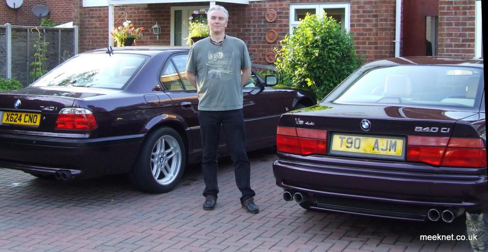 Timm's BMW E31 8-Series Website