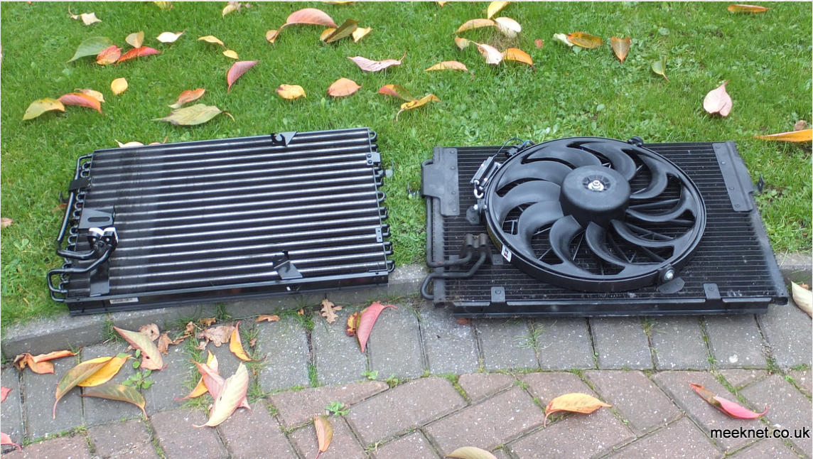 Timms BMW E31 Air Conditioning Condensor Replacement
