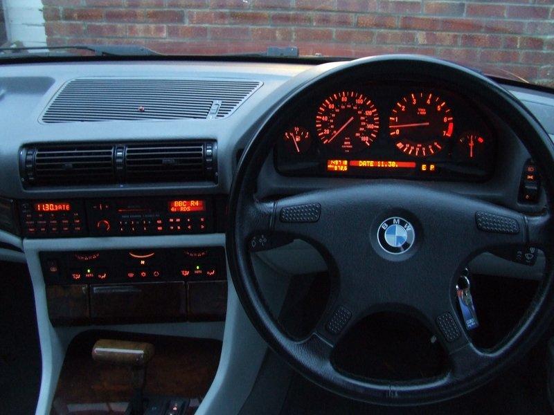 Timms BMW E32 7 Series 730i V8 M60