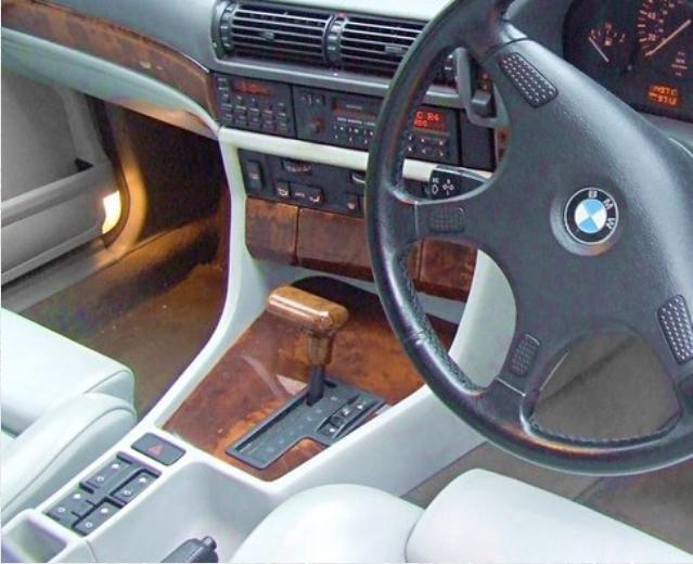 Timm's BMW E32 Common Problems 750i, 730i, 735i, 740i
