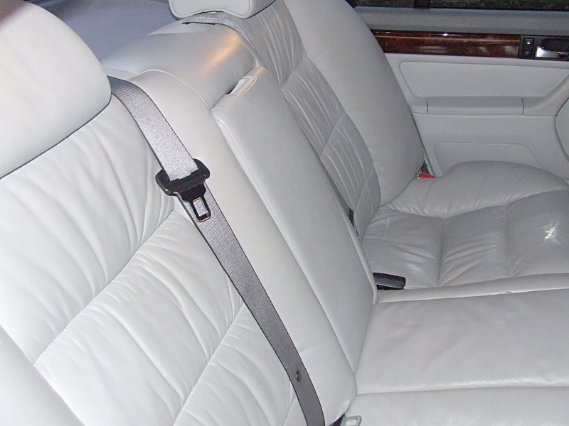 Timms BMW E32 7 Series 730i V8 M60 Grey Interior