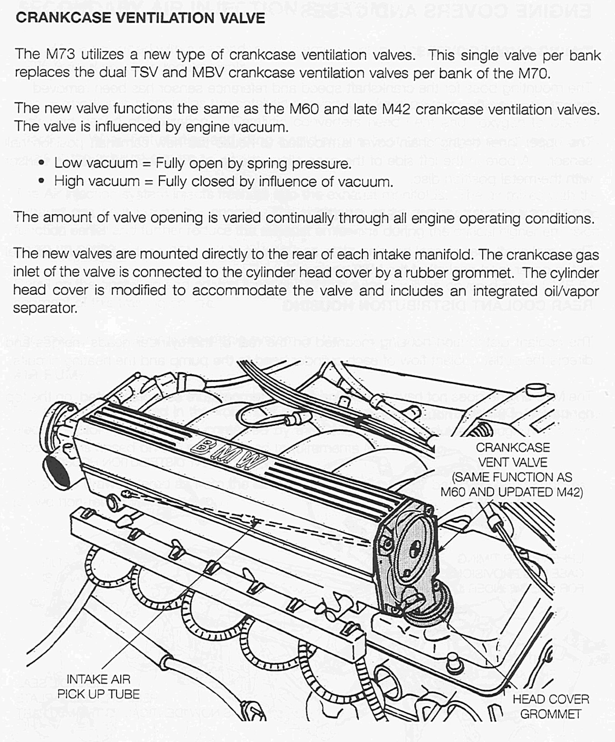 timms bmw m73 v12 engine details and specifications V2 Engine timm s bmw information the m73 v12 engine e31 and e38