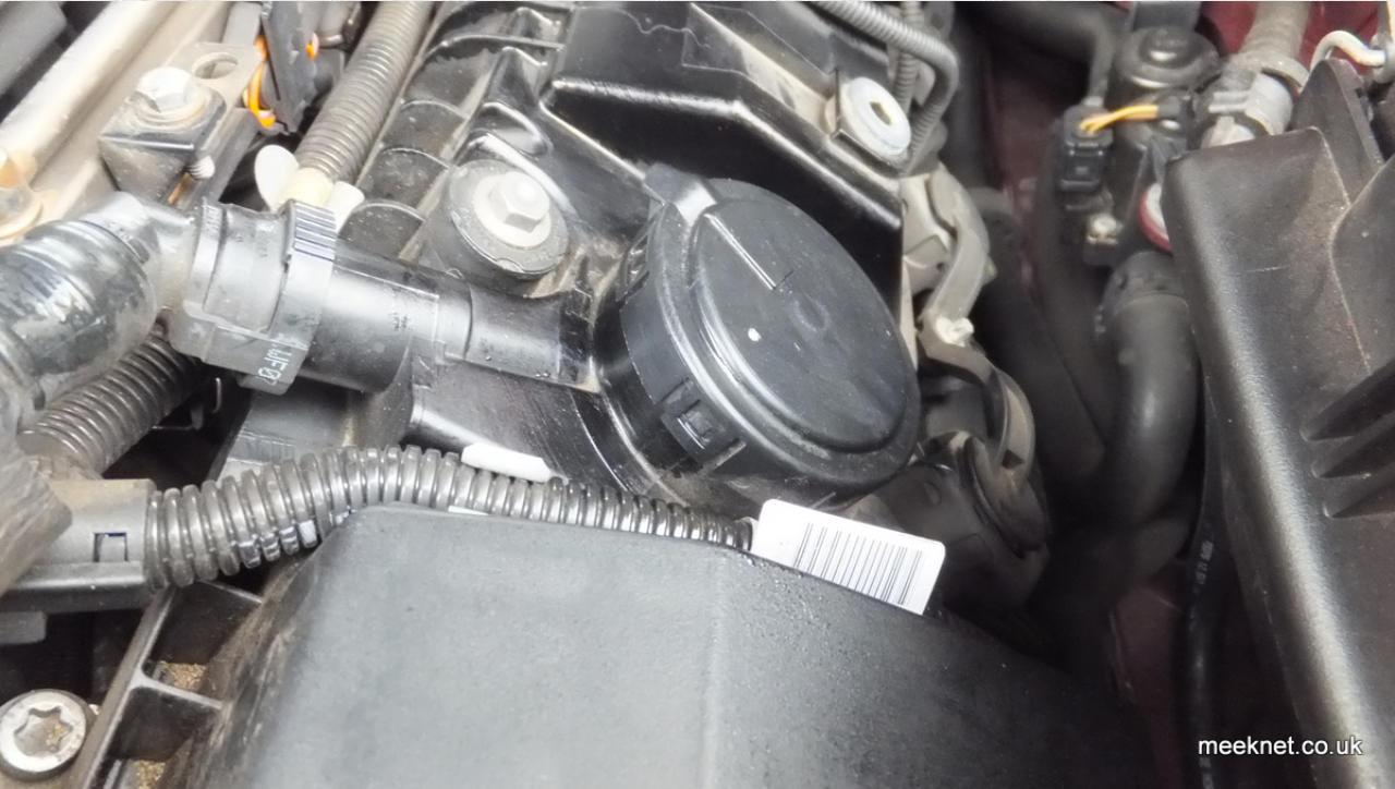 Timm's E63 and E64 N62 Engine Crankcase Ventilation Valves