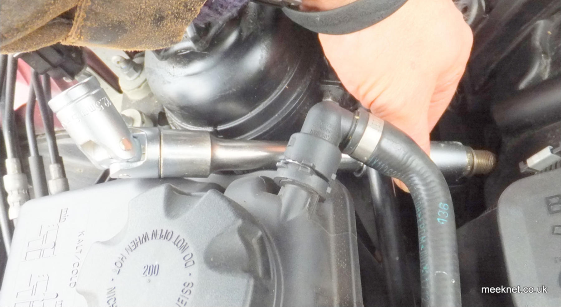 Timm's BMW E63 and E64 Ignition Coil and Sparkplug Replacement