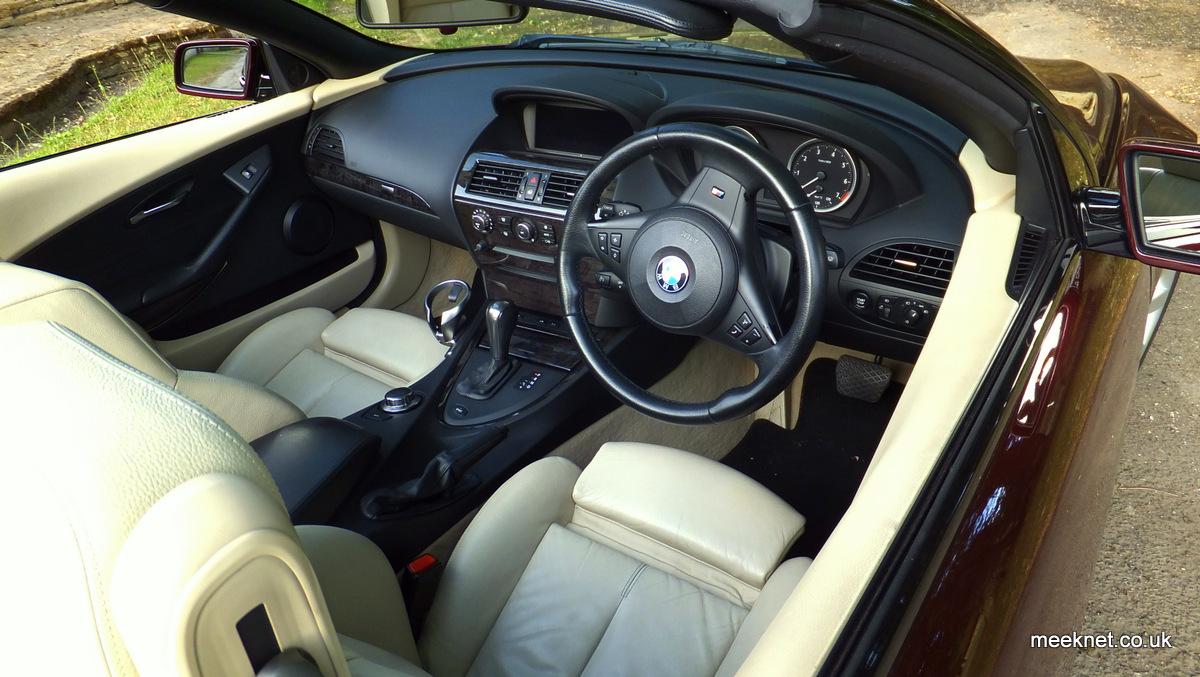 Timm's BMW E31 840ci Sport