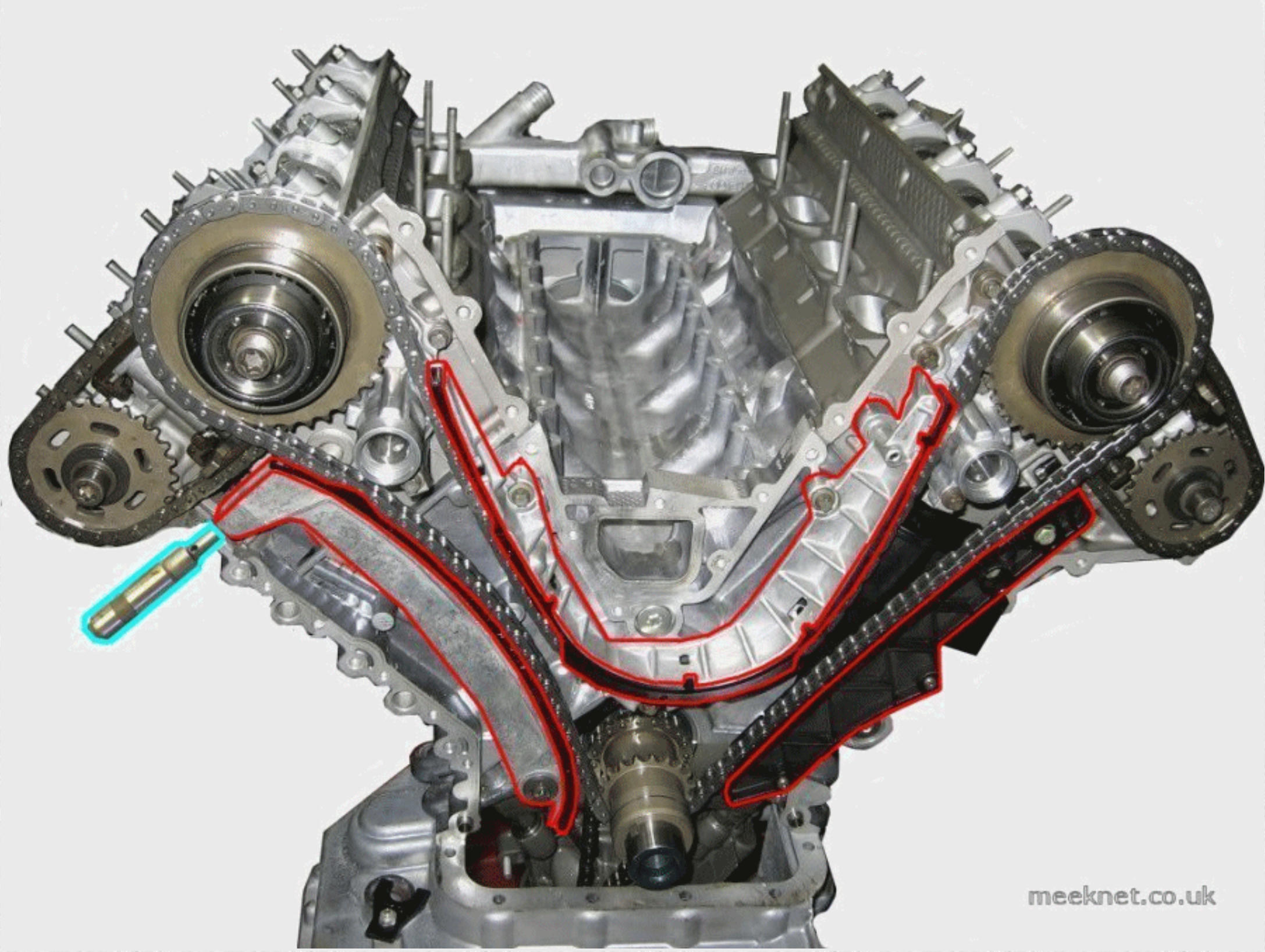 Timm's BMW M60, M62 and M62TUB V8 Engines - Scray Noises