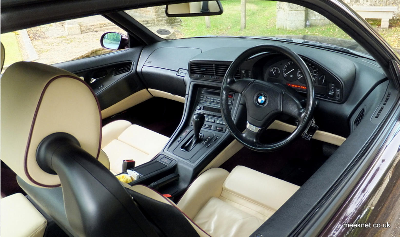 ... this increased the desirability of the few Individual examples that  came onto the market. The same is not true for the E31, especially the  840ci.